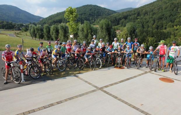 26.07.2013 Teamtrainingslager in Graz/Stattegg
