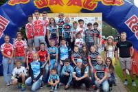 Kopf an Kopf Rennen im Youngsters Cup