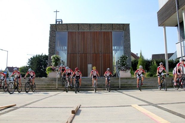 Foto auf U15/U17 NATIONALTEAM AUF BESUCH IN STATTEGG