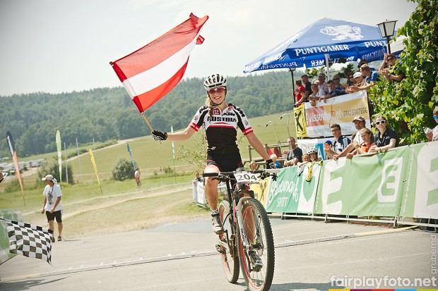 Foto auf Austria MTB Youngsters Team