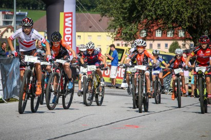 Youngsters Cup-Finale in Vorau mit MTB Kombi