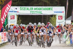 Hochkarätiges Starterfeld beim Ötztaler Mountainbike Festival in Haiming - 27.- 28. April
